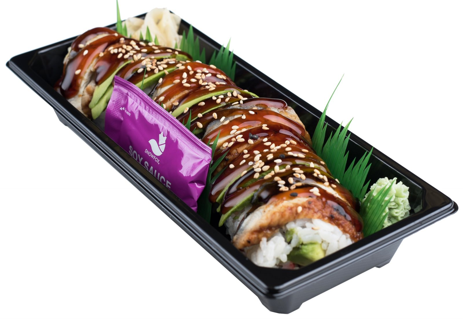 Dragon Roll-Eel