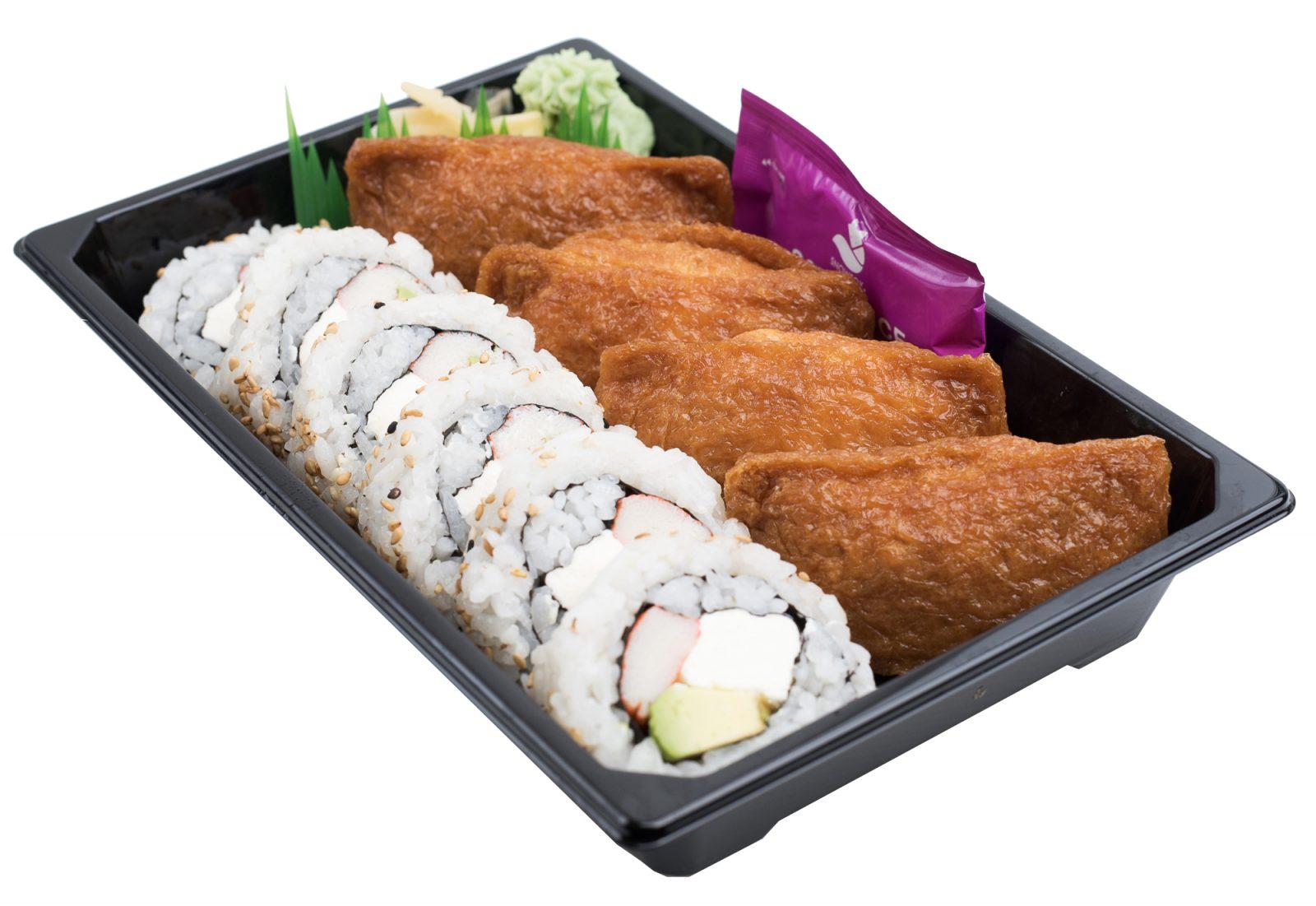 Inari Sushi Combo
