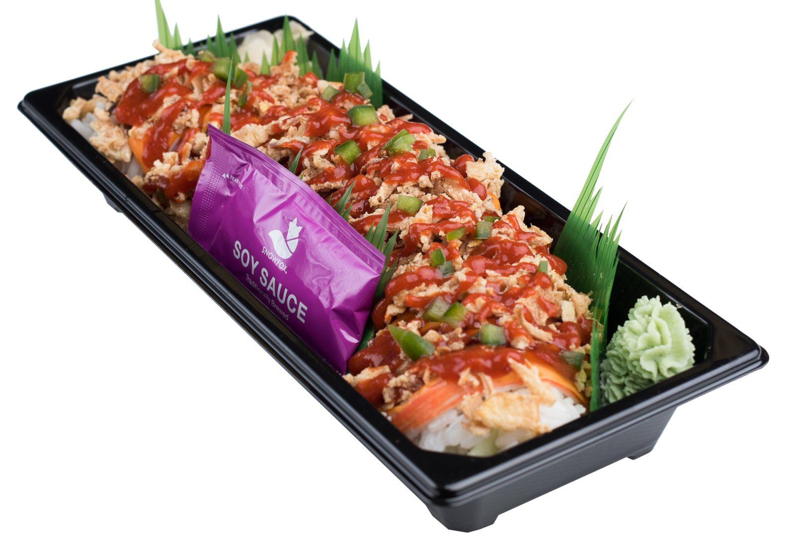 Spicy Crunch Roll