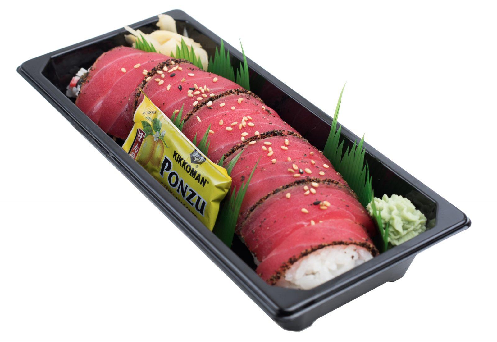 Tuna Tataki Dragon