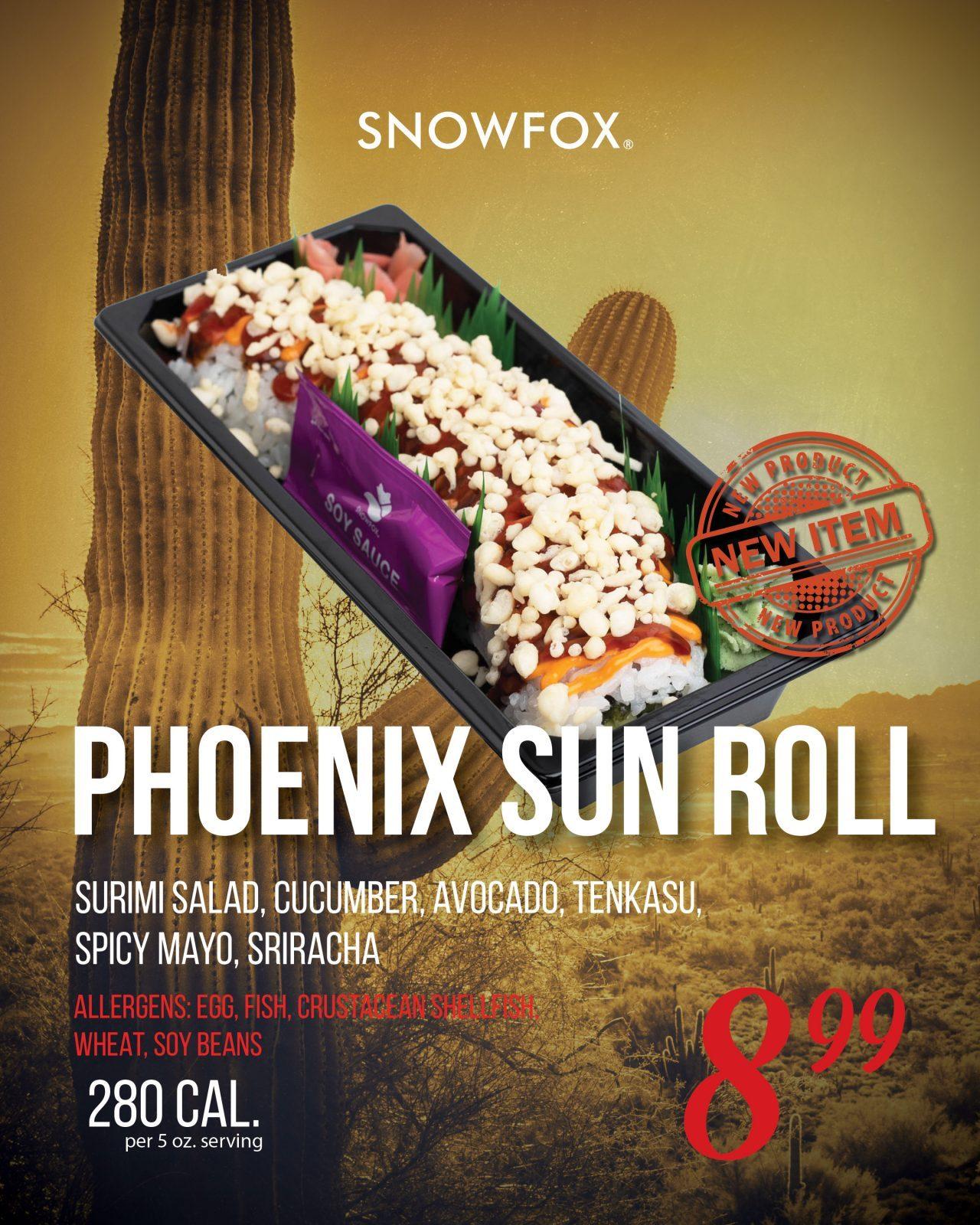 Snowfox 포스터모음