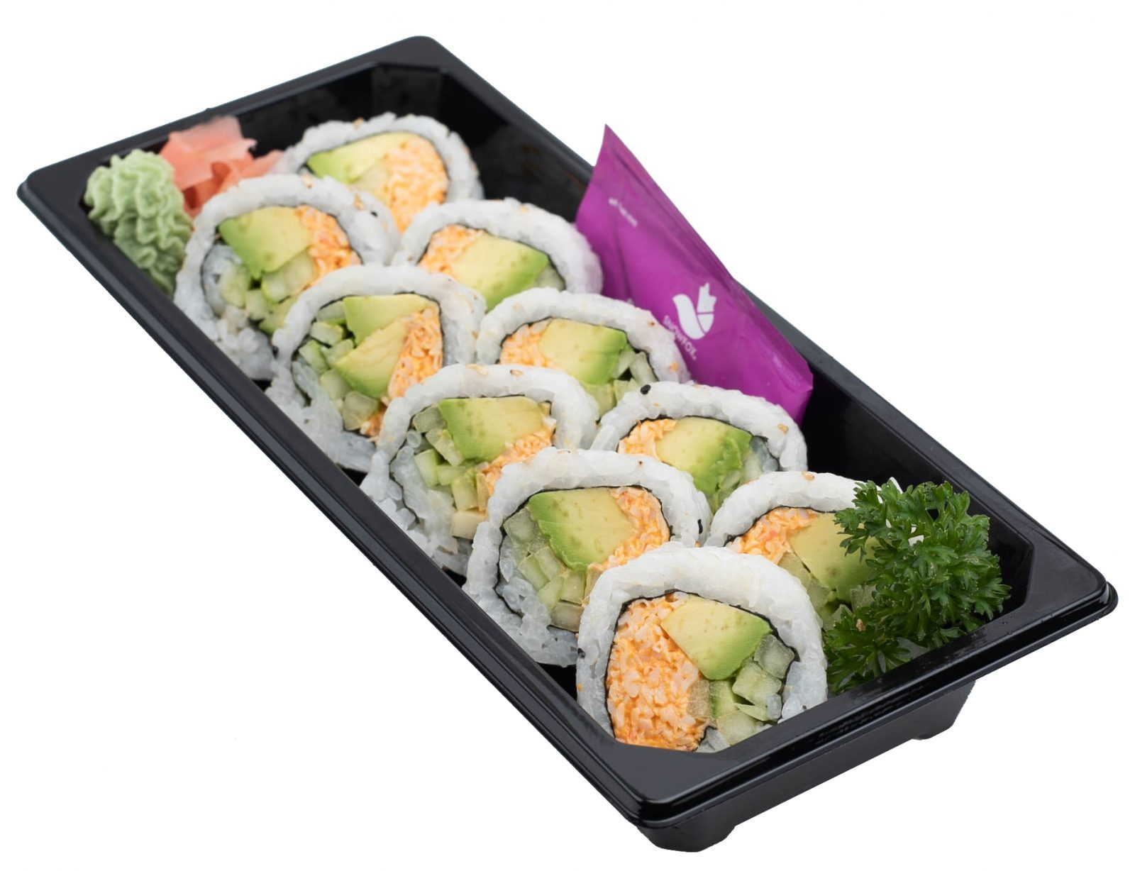 California Salad Roll